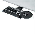 Fellowes Professional Series Sit/Stand Keyboard Tray