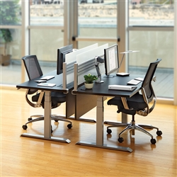 Workrite Ergonomics Essentia Electric Adjustable Height Desk