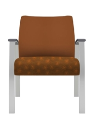 Allseating Foster Upholstered Single Guest Chair