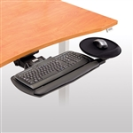 Workrite Ergonomics Fundamentals AKP02 Platform System with 17 inch track