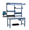 IAC Quick Ship Workmaster Stock Bench