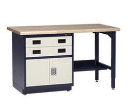 IAC Industries Workmaster Storage Cabinet Workbenches