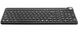 Man & Machine Really Cool Keyboard with MagFix, LT Black