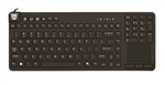 Man & Machine Really Cool Touch LP Keyboard w/MagFix, Black, Lifetime Warranty