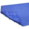 Ergomat Super-Safe Smooth, 2 ft. x 3 ft., Blue