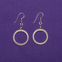 Sterling Silver Light-Life Amity Earrings - Small