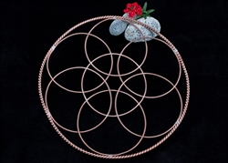 Seed Of Life - 2 Lost Cubit, Copper