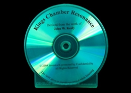 Light-Life Tools King's Chamber Resonance CD