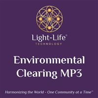 Light-Life Environmental Clearing MP3 Digital File