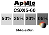 ULTRA CSX CARBON CERAMIC SERIES APOLLO WF 05% 1.5MIL 60in