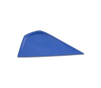 6in LITTLE FOOT SQUEEGEE POINTED EDGE -BLUE-