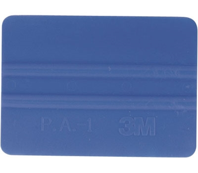 4in BLUE SQUEEGEE