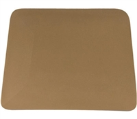 4in TEFLON HARD CARD SQUEEGEE -GOLD-