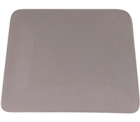 4in TEFLON HARD CARD SQUEEGEE -PLATINUM-