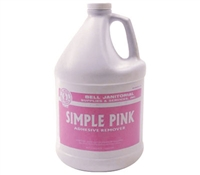 SIMPLE PINK ADHESIVE REMOVER-GALLON