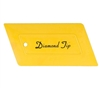 20 DEGREE ANGLE DIAMOND TIP HARD CARD -YELLOW-