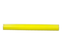 "18"" 1/2in YELLOW TURBO SQUEEGEE W/O HANDLE"