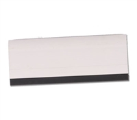 "6"" PLAIN BLOCK SQUEEGEE"
