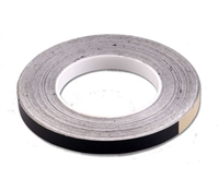 "1/2""X150FT BLACK OUT TAPE ROLL"