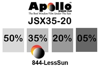 ULTRA JSX SERIES APOLLO WF 35% 1.5MIL 20in