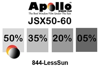 ULTRA JSX SERIES APOLLO WF 50% 1.5MIL 60in