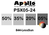 ULTRA PSX SERIES APOLLO WF 05% 1.5MIL 24in