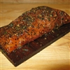 Asst. Marinated Wood Planked Salmon