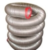 7.5 inch diameter Single Wall Round Chimney Liner