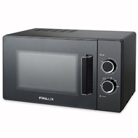 Finlux FDMO-2385BL Microwave Oven 23Ltr Black 700W