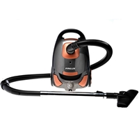 Finlux FCH-2555M Bagged Vacuum Cleaner 700W 3Ltr 4.2mtr Black/Red