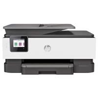 HP Officejet Pro 8023 All-in-One Wireless Printer, Scanner, Copier and Fax 1KR64B