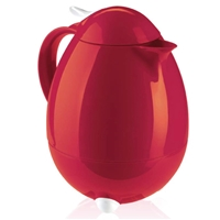 LEIFHEIT INSULATED JUG COLUMBUS RED 1ltr