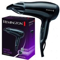 Remington 2000W Power Dry 2000 Hair Dryer D3010