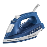 Russell Hobbs 24830-56 Steam-Iron Light&Easy 2400W Blue