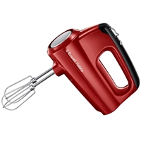 Russell Hobbs Desire Hand Mixer 350W 5 Speed Levels Red (24670-56)