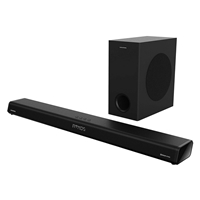 Grundig DSB 2000 Soundbar 220W 2.1 Channel Bluetooth Wireless-Subwoofer Black