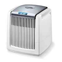 Beurer LW220 Air Washer White Air Purifier & Humidifier
