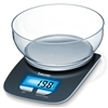 Beurer Transparent-Bowl Kitchen Scales 3kg 704.15