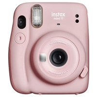 Fujifilm Instax Mini 11 Instant Camera Blush Pink