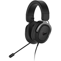 Asus TUF H3 Gaming Headset PC/MAC/PS4/Xbox One with Microphone Black