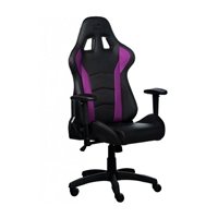 Cooler Master Caliber R1 Gaming Chair Black/Purple