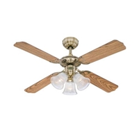 WestingHouse Ceiling Fan Princess Trio 105x43cm 78265