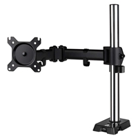 Arctic Z1 Gen3 Monitor-Desk-Stand 1*Monitor 2*Arms Desk-Mount + 4-Port USB-Hub Black (AEMNT00052A)