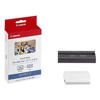 Canon DSC Ink Paper Set + TTR 54mm x 86mm KC36IP