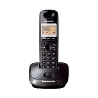 Panasonic KX-TG2511 Cordless Phone Black