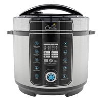 Pressure King Pro Cooker 6Ltr 20-in-1 Cooking Functions 1000W
