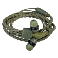 Wraps Classic In-Ear Headphone with Mic Camo WRAPSCCAM-V15M  Simple Product Headphones
