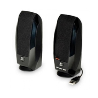 Logitech S150 2.0 USB-powered Speakers 980-000029