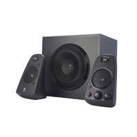 Logitech Z623 2.1+Subwoofer Black Speakers 980-000403