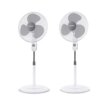Atron 40cm Plastic-Blades 45W Round-base Stand-Fan ATF15503 Double Deal